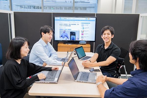 技術部門|仕事を知る|朝日新聞 Recruit Site